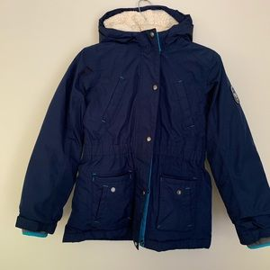 Lands End Girls warmest winter jacket